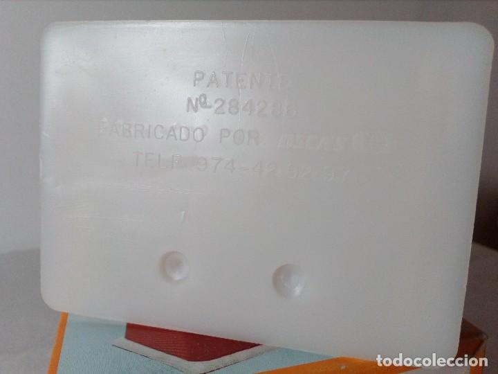 Coleccionismo deportivo: PALILLERO AUTOMÁTICO F.C.BARCELONA (ESCUDO COLOR AZUL) - Foto 9 - 148706038