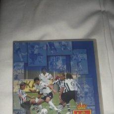 Colecionismo desportivo: REAL ZARAGOZA DVD SIN ESTRENAR TEMPORADA 2006/2007. Lote 148847162