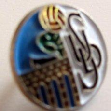 Coleccionismo deportivo: PIN ESCUDO DE FÚTBOL UDS SALAMANCA. Lote 149713114