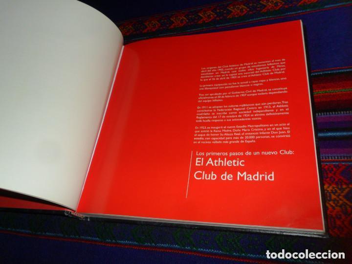 Coleccionismo deportivo: ESCUDO ATLÉTICO DE MADRID PORTAFOTOS SEAT 1500, MONEDERO PIEL, CARTERA PEÑA EUSEBIO REGALO INSTANTES - Foto 9 - 150313918