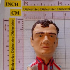 Coleccionismo deportivo: FIGURA FIGURITA MUÑECO BANDAI ATLÉTICO DE MADRID 1996. FÚTBOL. FUTBOLISTA. MILINKO PANTIC. 30 GR. Lote 150490614