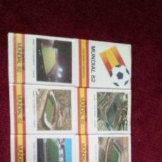 Coleccionismo deportivo: CERIILAS MUNDIAL 82. Lote 151814134