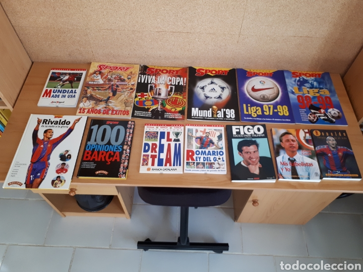 Coleccionismo deportivo: Todo Barça - Foto 3 - 153078265