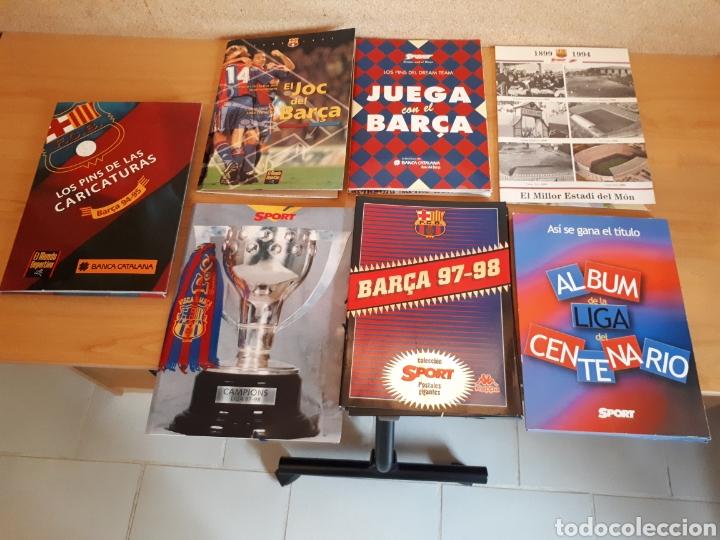 Coleccionismo deportivo: Todo Barça - Foto 5 - 153078265