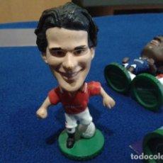 Coleccionismo deportivo: FIGURA CORINTHIAN 1995 FUTBOL ( GIGGS ) Nº PL 01 LIMITED EDITION PRO STARS . Lote 153367542