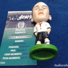 Coleccionismo deportivo: FIGURA CORINTHIAN 2004 ( ROONEY ) Nº FF 170 LIMITED EDITION INGLATERRA WAYNE ROONEY. Lote 153369390