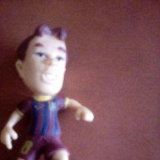Coleccionismo deportivo: VESIV MUÑECO F.C. BARCELONA A. INIESTA I 6 CM DE ALTO . Lote 154968306