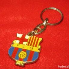 Coleccionismo deportivo: LLAVERO FUTBOL CLUB BARCELONA CAMP NOU. Lote 155773202