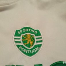 Coleccionismo deportivo: CHAQUETA DE CHÁNDAL SPORTING LISBOA. Lote 155798778