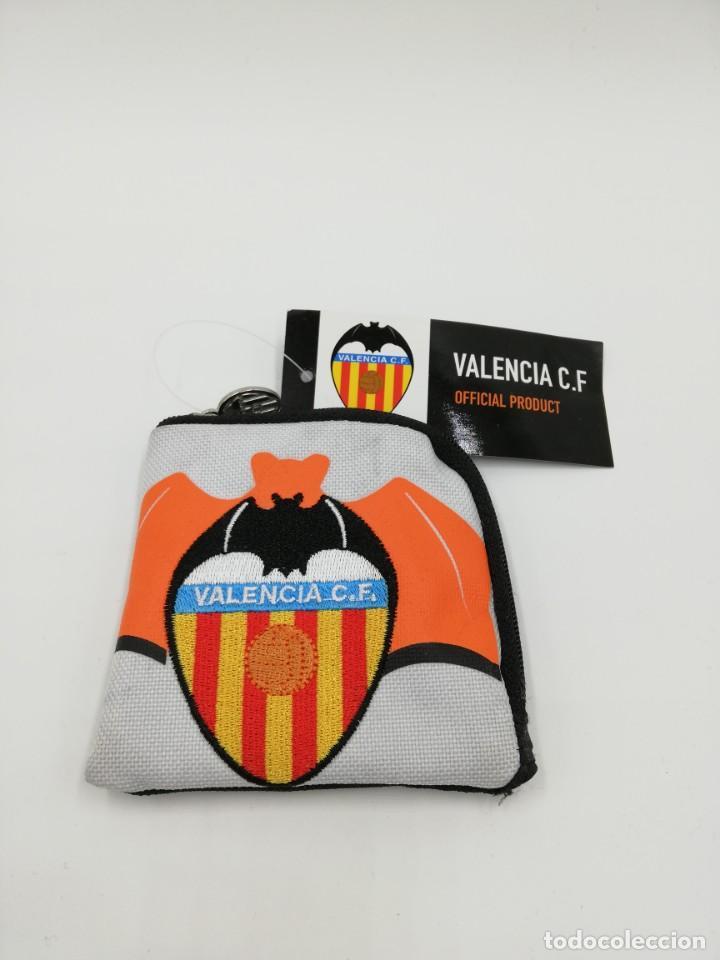 CARTERA VALENCIA C.F NUEVA (Coleccionismo Deportivo - Merchandising y Mascotas - Futbol)