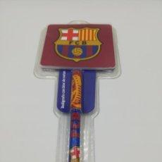 Coleccionismo deportivo: BOLIGRAFO F.C. BARCELONA NUEVO. Lote 155974082