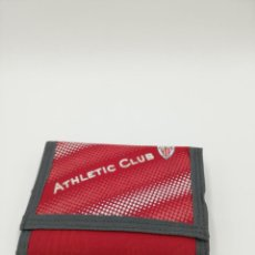 Coleccionismo deportivo: CARTERA ATHLETIC CLUB DE BILBAO NUEVA. Lote 155974222