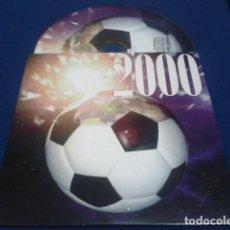 Coleccionismo deportivo: CD ROM ALLIANCE INTERNACIONAL MEDIA FUTBOL ( 2000 ) ENGLAND . Lote 157456262