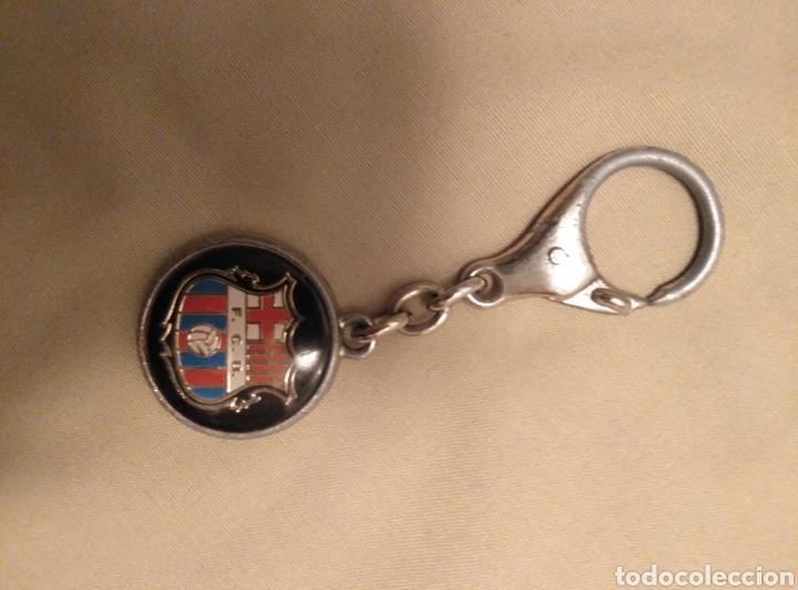 LLAVERO FC BARCELONA (Coleccionismo Deportivo - Merchandising y Mascotas - Futbol)