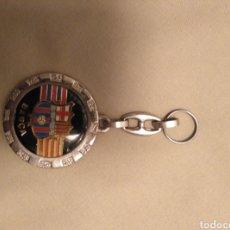 Coleccionismo deportivo: LLAVERO FC BARCELONA. Lote 158865853