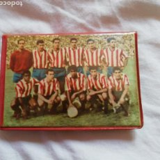 Coleccionismo deportivo: TARJETERO ALTLETICO DE MADRID. Lote 160234466