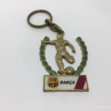Coleccionismo deportivo: LLAVERO BARCELONA BARÇA. Lote 160938412
