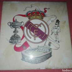 Collectionnisme sportif: ANTIGUO AZULEJO REAL MADRID. Lote 161994246