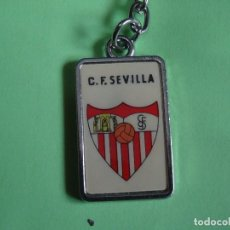 Coleccionismo deportivo: LLAVERO C.F. SEVILLA. Lote 162771306