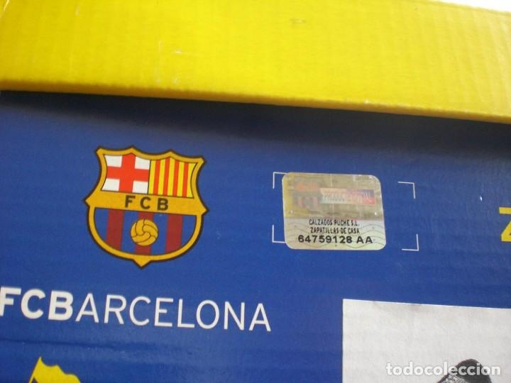 Coleccionismo deportivo: caja zapatillas Barça - Foto 2 - 164800474