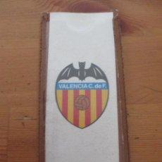 Coleccionismo deportivo: FUNDA BONOBÚS PIEL VALENCIA CF . Lote 165254130
