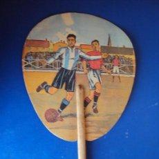 Coleccionismo deportivo: (F-190560)PAI PAI PUBLICITARIO FOOT-BALL - EL BRASIL DE RAFAEL ZARAGOZA ( REUS ). Lote 165303346