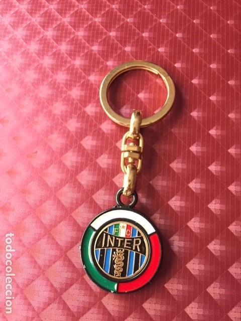 LLAVERO INTER DE MILAN (Coleccionismo Deportivo - Merchandising y Mascotas - Futbol)