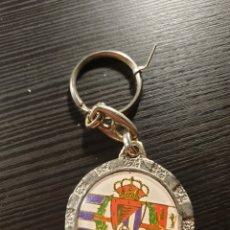 Coleccionismo deportivo: LLAVERO FUTBOL REAL VALLADOLID. Lote 167637277