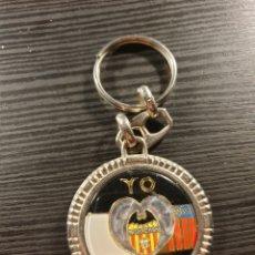 Coleccionismo deportivo: LLAVERO FUTBOL VALENCIA CF. Lote 167637285