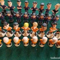 Coleccionismo deportivo: AJEDREZ DEL BARCA BARCELONA C. F. COMPLETO . Lote 167672844