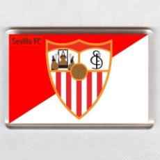 Coleccionismo deportivo: IMAN ACRÍLICO NEVERA - FUTBOL # SEVILLA FC. Lote 101223404