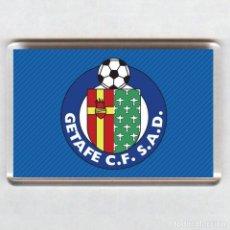 Coleccionismo deportivo: IMAN ACRÍLICO NEVERA - FUTBOL # GETAFE. Lote 41485164