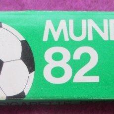 Coleccionismo deportivo: PAPEL DE FUMAR, MUNDIAL 82 ESPAÑA, FUTBOL, DEPORTE, VER FOTOS, B1. Lote 169306996