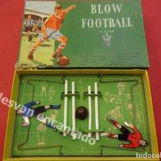 Coleccionismo deportivo: BLOW FOOTBALL. BONITO JUEGO FUTBOL INGLÉS. F.A.CUP. AÑOS 1950S.. Lote 169435400