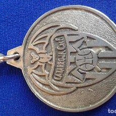 Coleccionismo deportivo: LLAVERO DE FUTBOL ANIVERSARIO CATARROJA C.F. (BODAS DE ORO) 1975-76. Lote 169997712