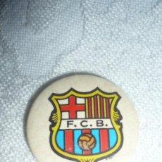 Coleccionismo deportivo: CHAPA F.C.BARCELONA. Lote 170005456