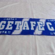 Coleccionismo deportivo: BUFANDA GETAFE C.F.. Lote 170052192