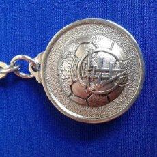 Coleccionismo deportivo: LLAVERO REAL FEDERACION ESPAÑOLA DE FUTBOL. Lote 170083900