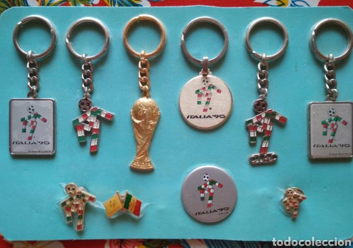 BLISTER ORUGINAL ITALIA 90 (Coleccionismo Deportivo - Merchandising y Mascotas - Futbol)