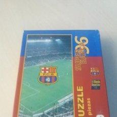 Coleccionismo deportivo: PUZZLE SUPER BARÇA 96 DE 50 PIEZAS Nº 6 CAMP NOU ( 2 ) - EL MUNDO DEPORTIVO . Lote 171344799