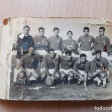 Coleccionismo deportivo: ANTIGUA CAJA DE CERILLAS EQUIPO RACING CLUB PORTUENSE- AÑOS 50/60. Lote 171441684