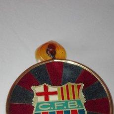 Coleccionismo deportivo: ADORNO C.F.BARCELONA PARA COCHE. Lote 171583622