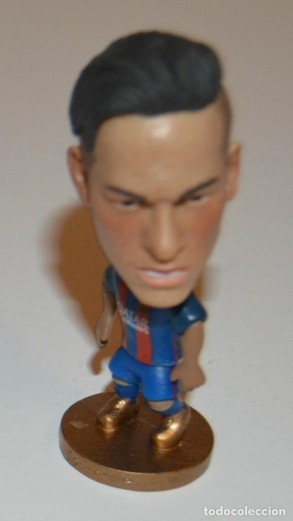 Coleccionismo deportivo: NEYMAR JR - CABEZUDO FC BARCELONA - CON BOLSA - Foto 2 - 171643193