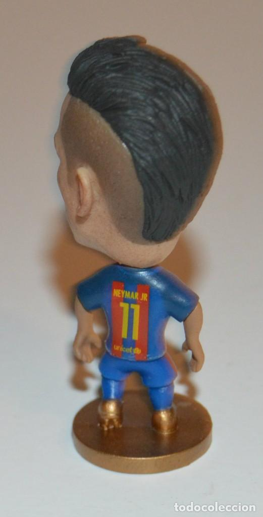 NEYMAR JR - CABEZUDO FC BARCELONA - CON BOLSA (Coleccionismo Deportivo - Merchandising y Mascotas - Futbol)