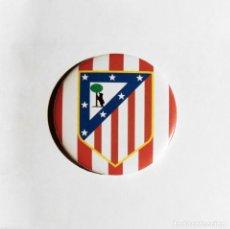 Coleccionismo deportivo: ATLÉTICO DE MADRID - IMÁN NEVERA 59MM. Lote 218251776