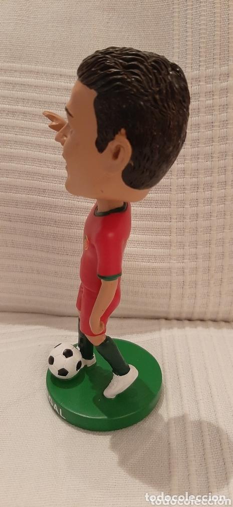 Coleccionismo deportivo: FIGURA CABEZÓN DE RONALDO - Foto 2 - 172464718