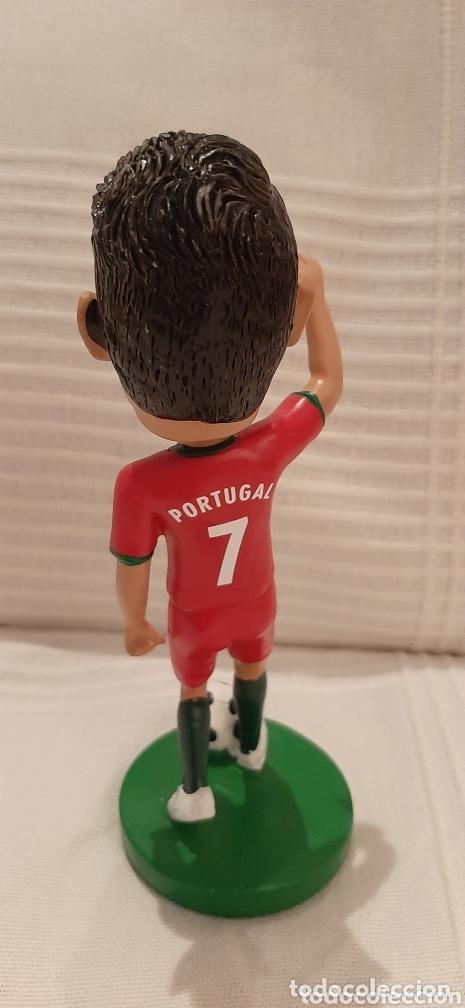Coleccionismo deportivo: FIGURA CABEZÓN DE RONALDO - Foto 3 - 172464718