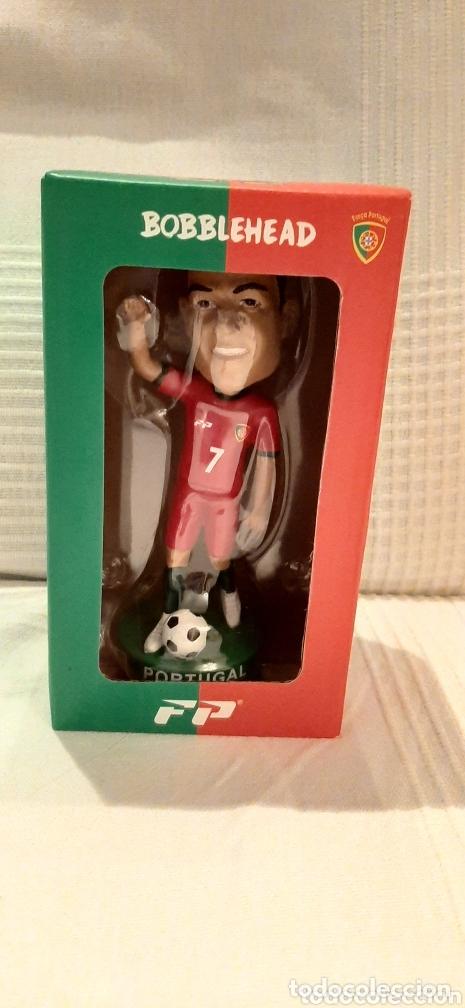 Coleccionismo deportivo: FIGURA CABEZÓN DE RONALDO - Foto 5 - 172464718
