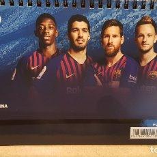 Coleccionismo deportivo: CALENDARIO 2019 / F.C.BARCELONA / NUEVO A ESTRENAR.. Lote 174024223