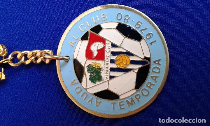 LLAVERO VINAROZ CLUB DE FUTBOL- 1979-80 (Coleccionismo Deportivo - Merchandising y Mascotas - Futbol)